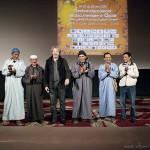 Soirée d'ouverture, avec les héros du film venus d'Ifri