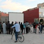 Samedi 27 avril : projection quartier Tikhiouine