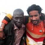 Mamadou et Hicham
