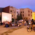 Mercredi 24 avril : projection quartier Al Houda