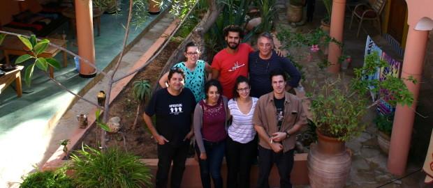 La 4ème Résidence d'écriture du FIDADOC à Imessouane