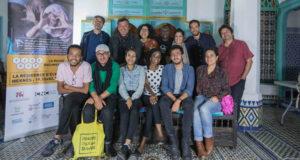 La résidence d'écriture de la Ruche documentaire 2018 à Meknès