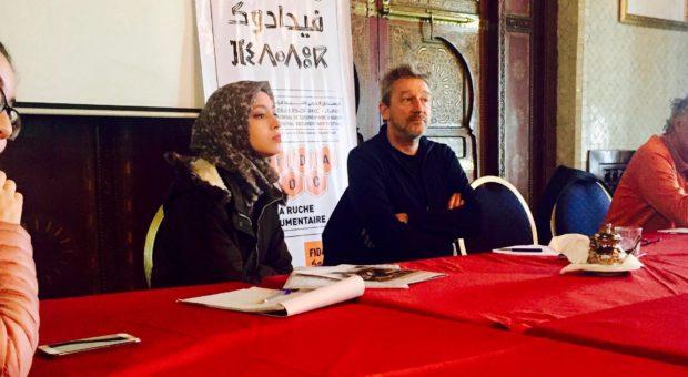 Lancement de la Ruche Documentaire 2019 au Festival National du Film de Tanger