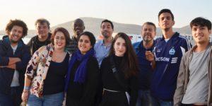 La 8° édition de la Résidence d'écriture de la Ruche Documentaire du FIDADOC